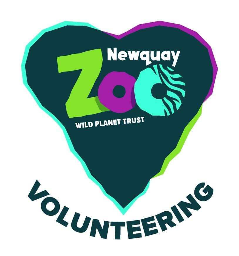 NZ Wild Planet Trust Volunteering logo 2019